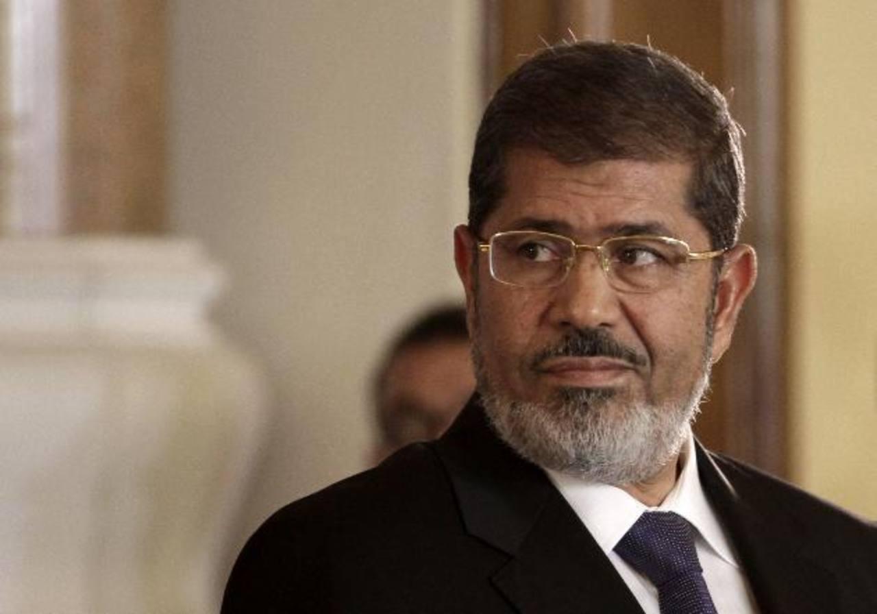 El procurador egipcio anunció el miércoles que Morsi será juzgado por conspirar con grupos extremistas islámicos. Foto/ AP- Archivo