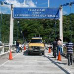 La mayoría de víctimas de asalto en Guatemala manifiestan que han ingresado a ese país a través de la frontera Las Chinamas, en Ahuachapán. Foto EDH / archivo