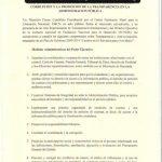 Recuerdan a Funes su compromiso por la transparencia