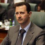 El dictador sirio Bashar al Asad.
