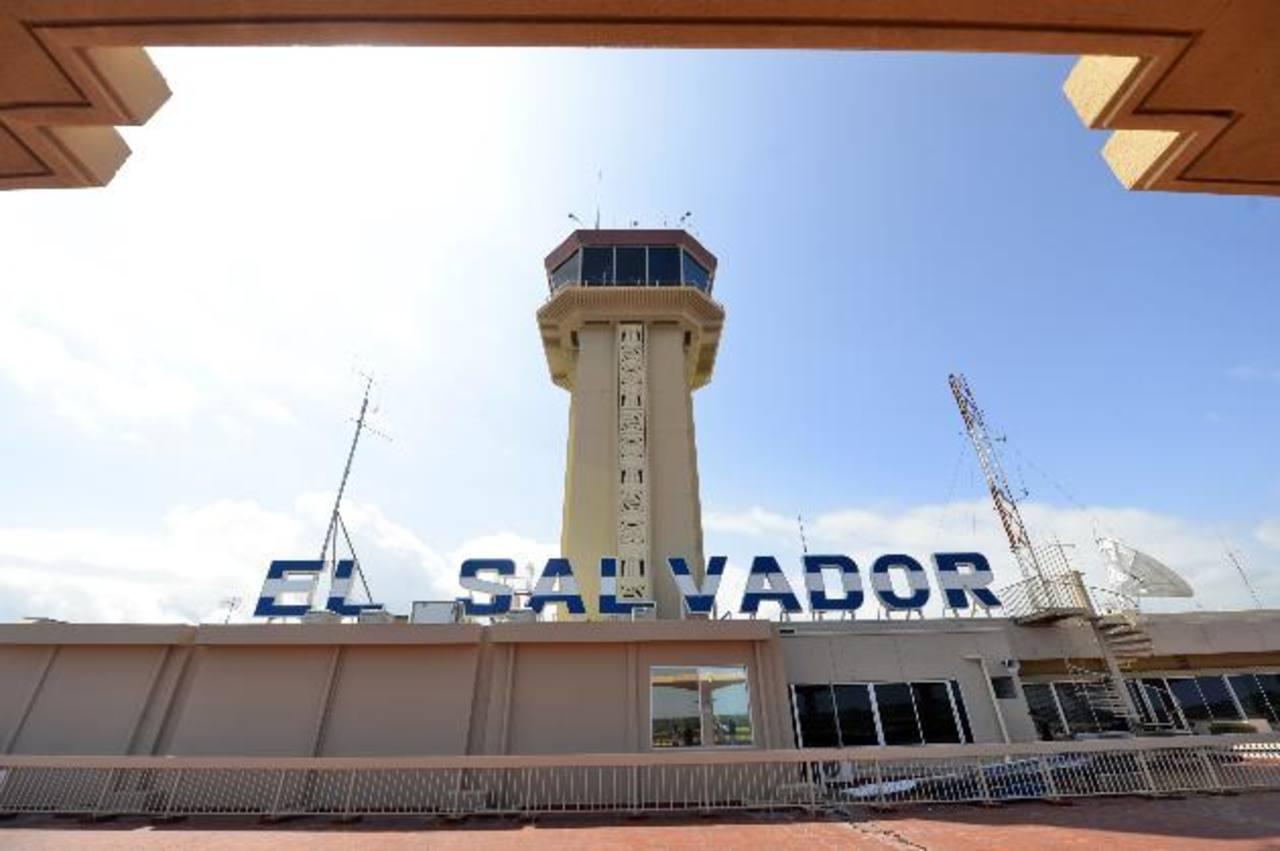 Aeropuerto Monseñor Romero