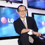 Fredy Wong, gerente de Mercadeo de LG para Centroamérica, encargado de lograr posiciones preferenciales para la gama de productos de la marca.
