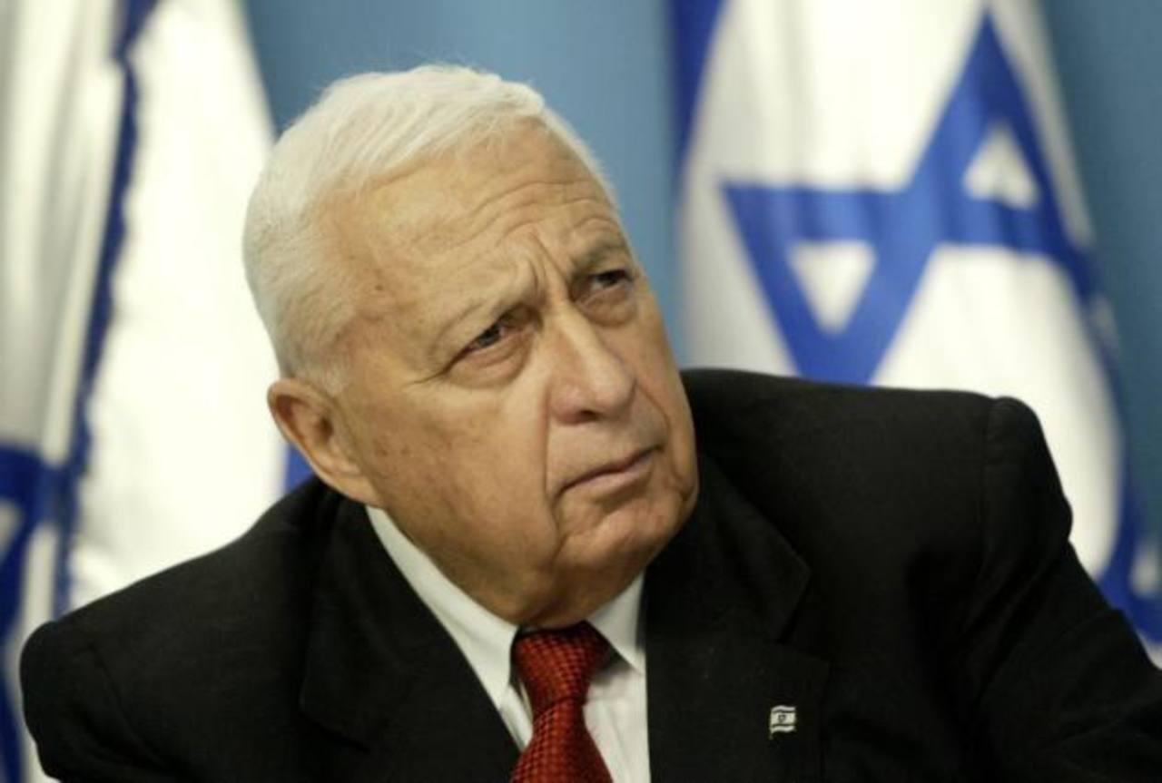 Muere el ex primer ministro israelí Ariel Sharon a los 85 años