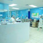 La Unidad de Cuidados Intensivos del hospital Rosales fue inaugurada el 12 de enero de 2012. Foto EDH / Archivo