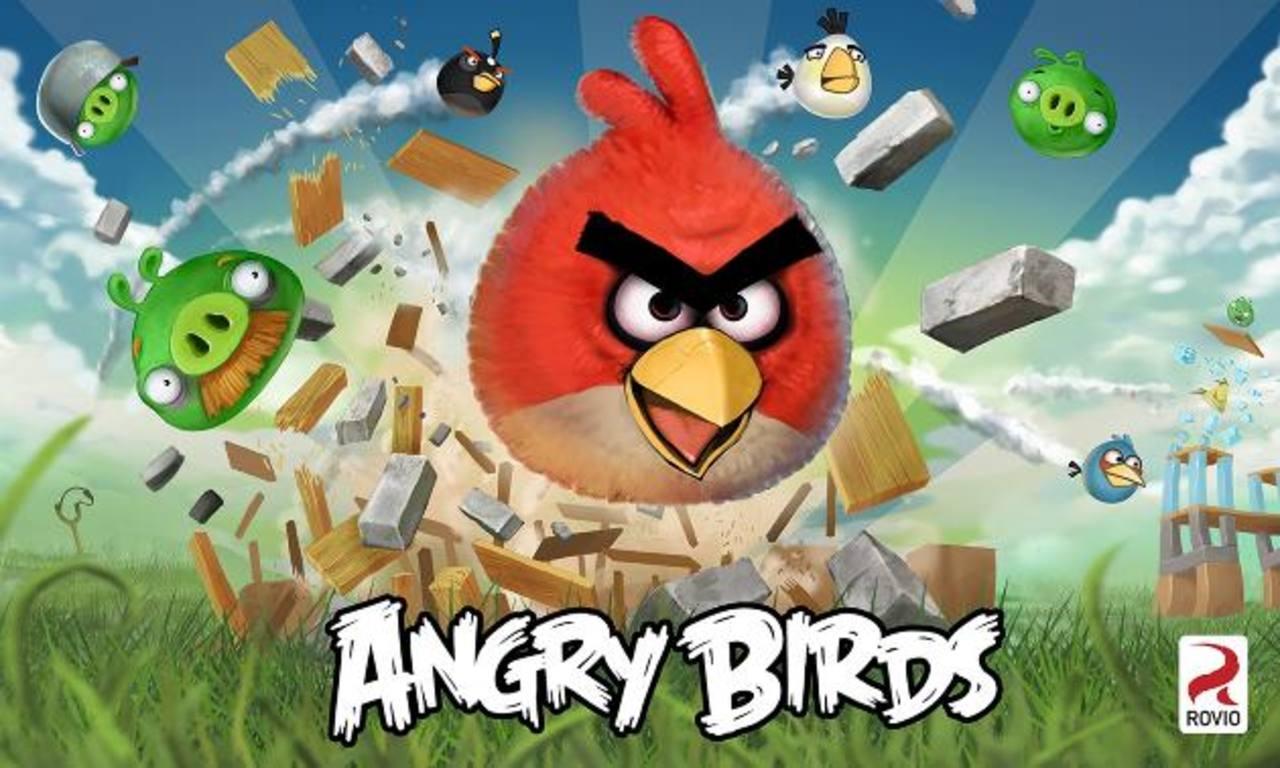 """EEUU y Gran Bretaña usan """"Angry Birds"""" y otras apps de smartphones para espiar"""