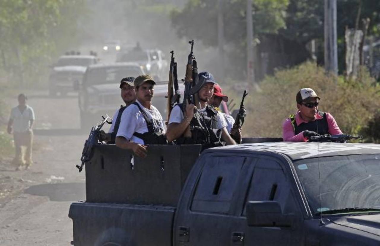 Gobierno mexicano da un ultimátum a autodefensas