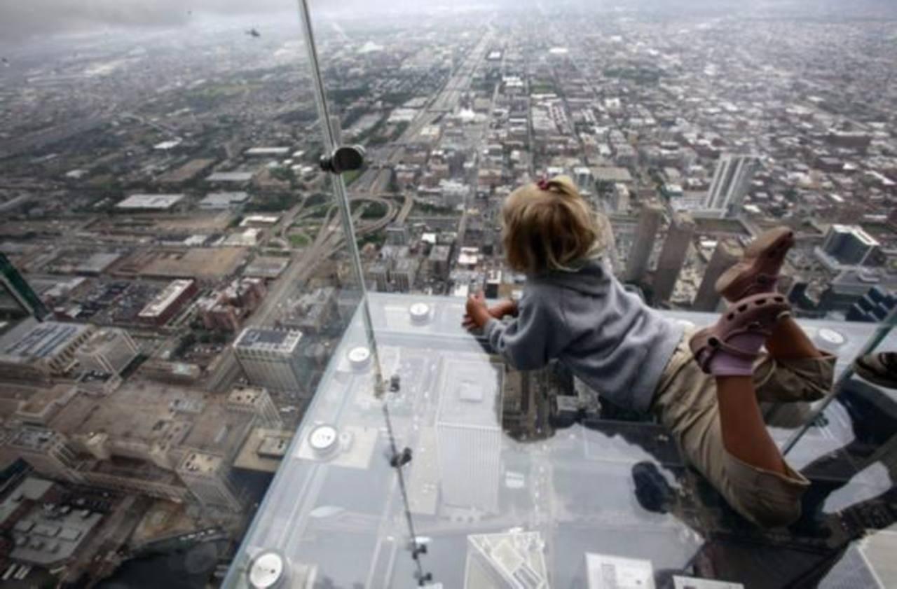 Fotos: Los miradores más vertiginosos del mundo