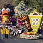 "La carroza de The Donate Life, ""Light Up the World"", fue una de las ovacionadas del desfile."