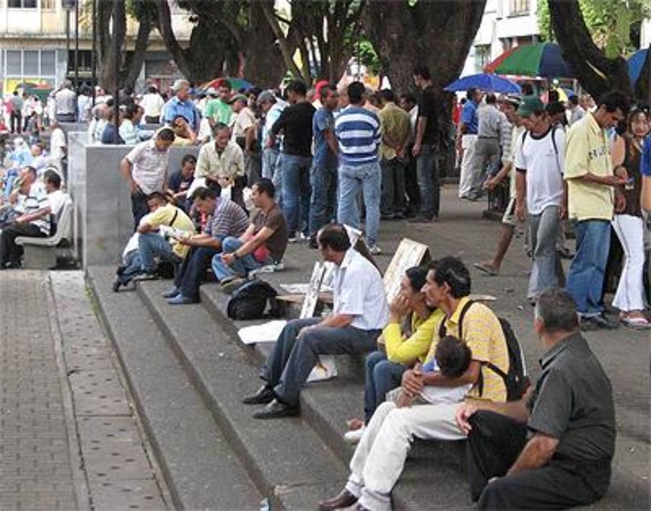 Además de desempleo, la delincuencia abate a Honduras.