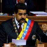 El presidente venezolano Nicolás Maduro pronuncia su discurso anual ante la Asamblea Nacional en Caracas, el 15 de enero de 2014. Foto/ AP- Archivo