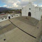 EDH fue el primer medio en usar un drone en El Salvador