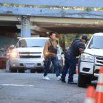 El funcionario utiliza no menos de tres camionetas todoterreno. Foto EDH / Mauricio Cáceres