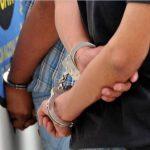 Cuatro policías y un civil han sido capturados por el delito de secuestro.