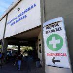 """Muchos niños llegan a la Emergencia del San Rafael con lesiones que son catalogadas como """"negligencia familiar"""". Foto EDH / Archivo"""