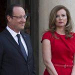 La experiodista Valérie Trierweiler es la pareja oficial del presidente francés, François Hollande. Foto EDH/ efe