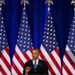 El presidente estadounidense Barack Obama habla sobre el programa de espionaje electrónico de la Agencia de Seguridad Nacional. Foto/ AP
