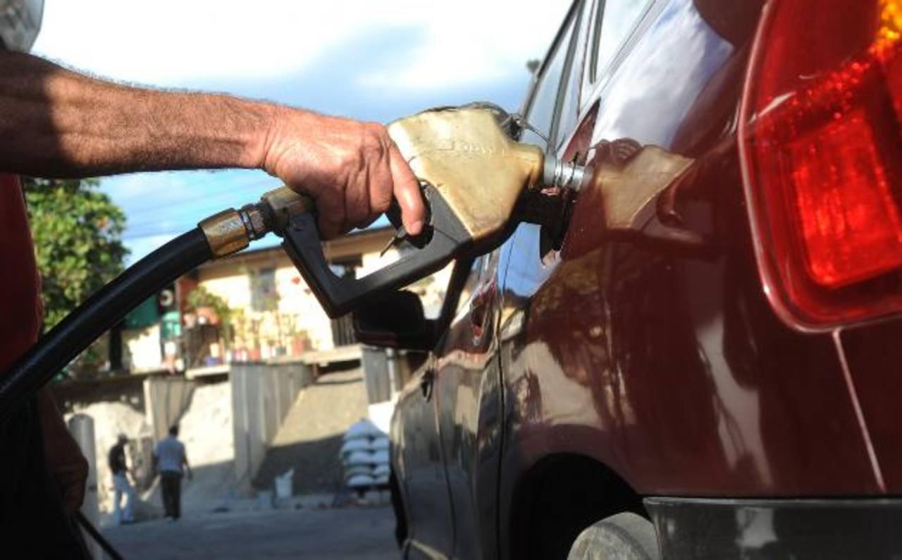 Los precios internacionales de los derivados del petróleo también reflejan un incremento.