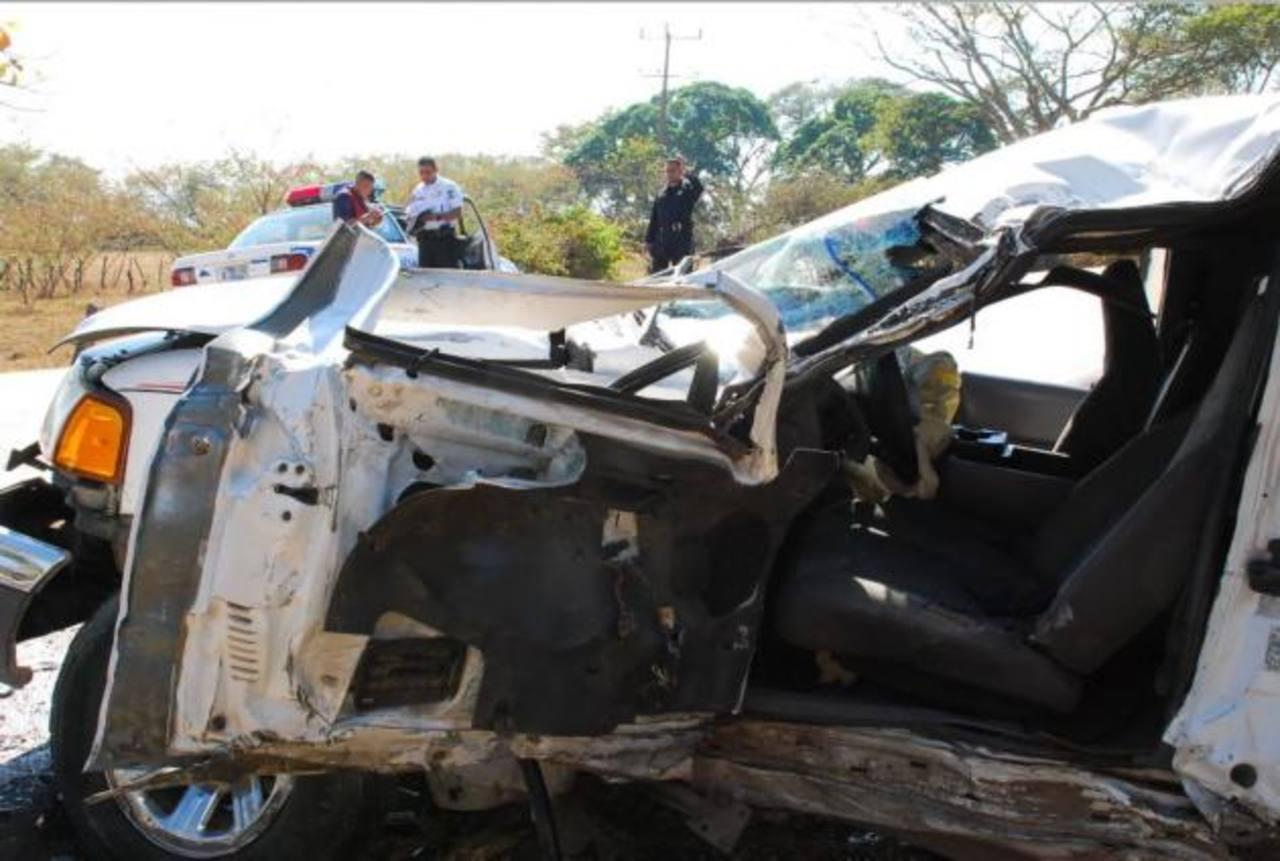 El conductor del vehículo se habría quedado dormido provocando el percance.