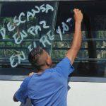 Los hermanos Manuel y Darwin Carpio Ramírez fueron asesinados la mañana del 7 de enero pasado en el cantón El Paraíso, en San Pedro Perulapán, Cuscatlán. Ambos trabajaban como motorista y cobrador, respectivamente, de la Ruta 140.