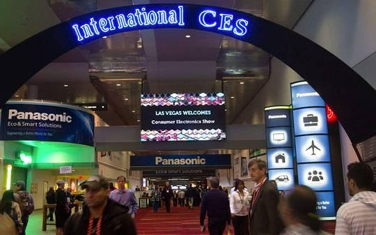 Consumer Electronics Show de las Vegas