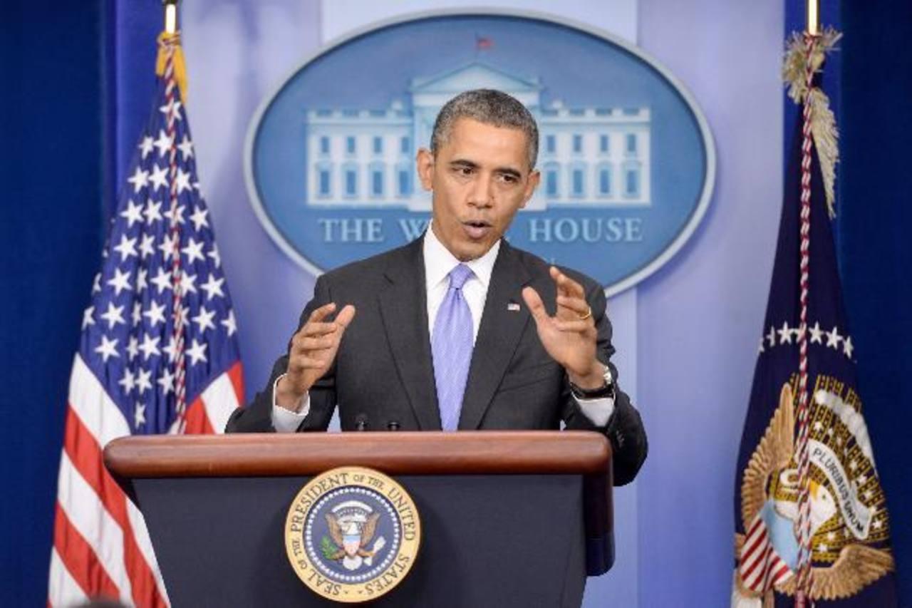 Obama dijo que el miércoles viajará a Raleigh, Carolina del Norte, para hablar sobre empleo. Foto EDH/archivo