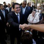 El presidente electo de Honduras anuncia duras medidas contra pandillas