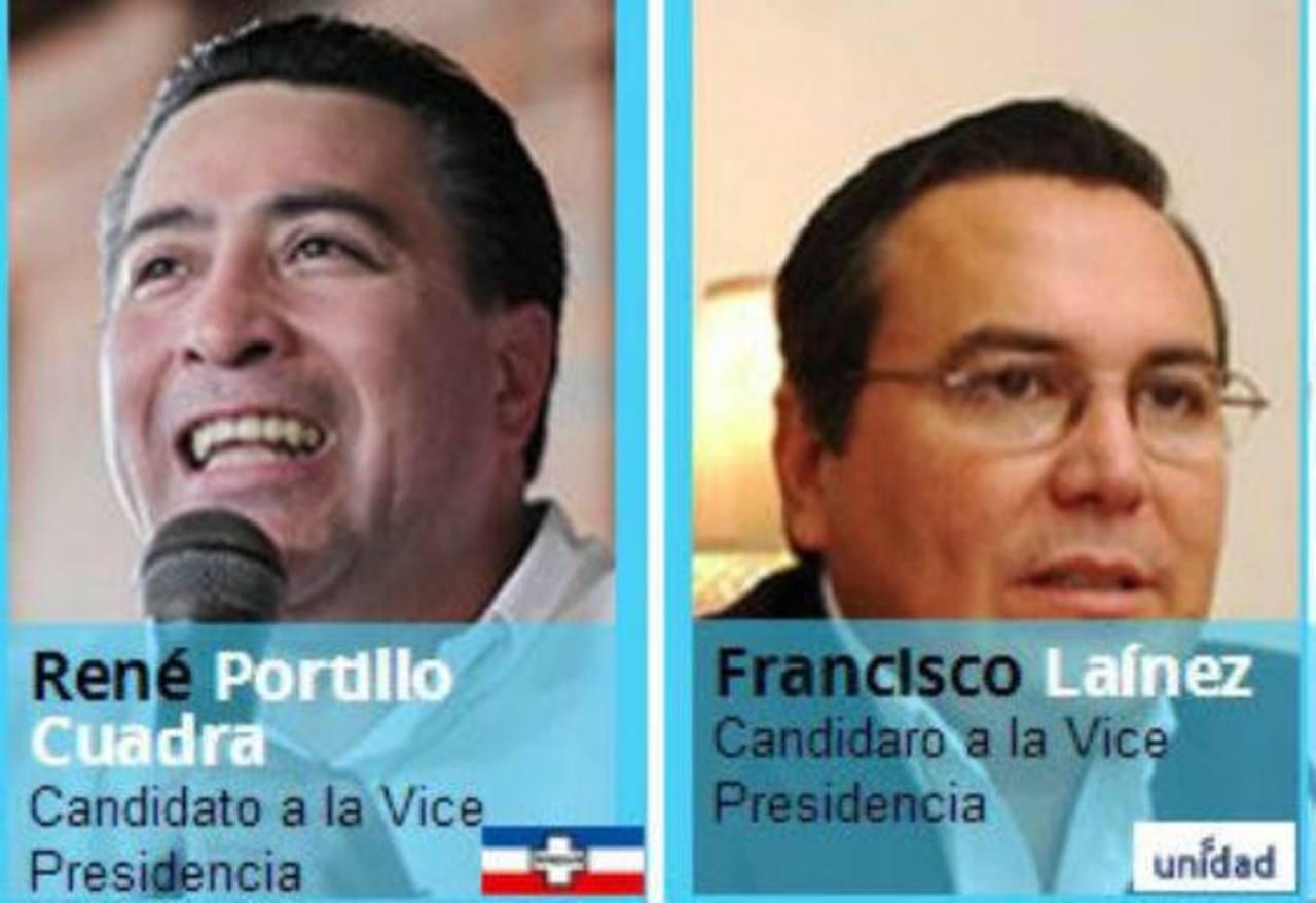 Candidatos a vicepresidente debaten en televisión