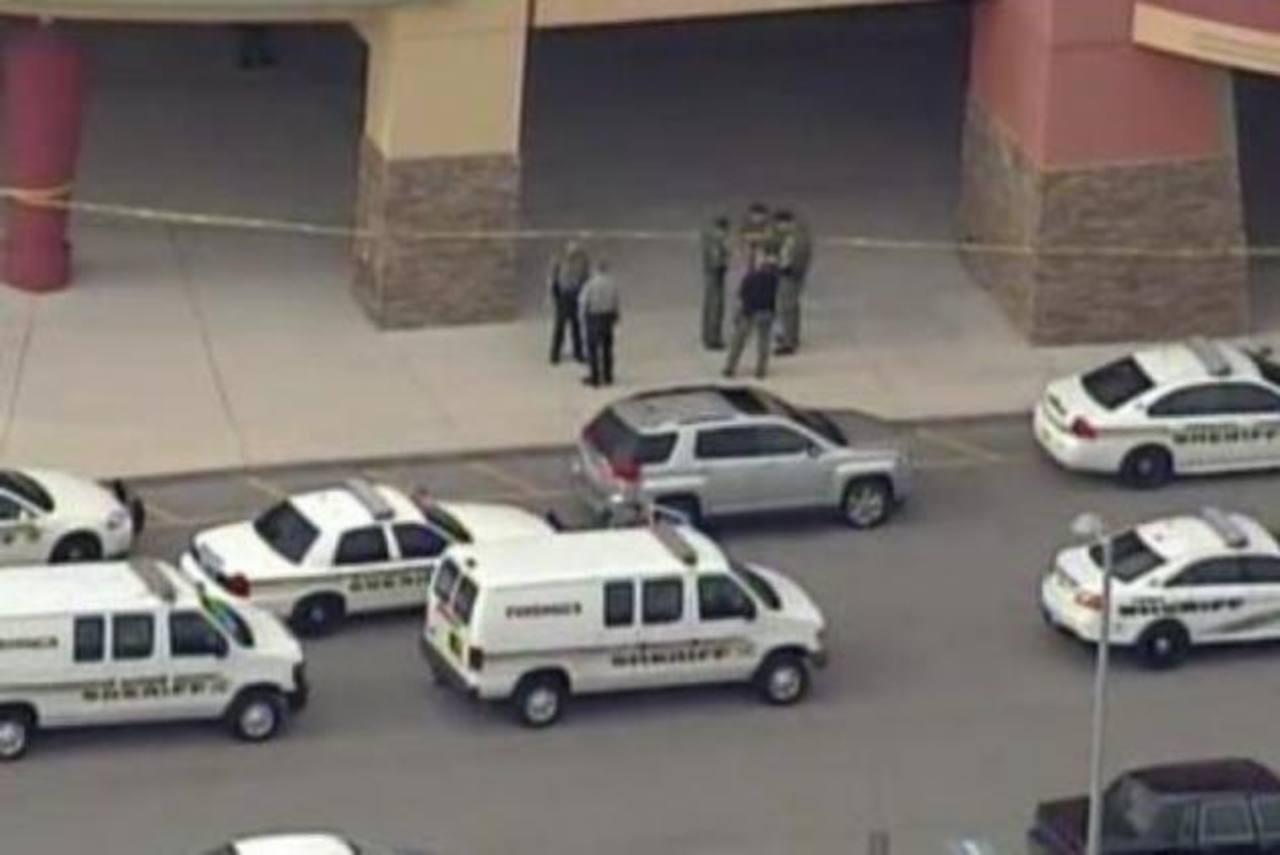 Dos personas fueron baleadas en el interior del cine The Grove 16, en Wesley Chapel, cerca de la ciudad de Tampa.