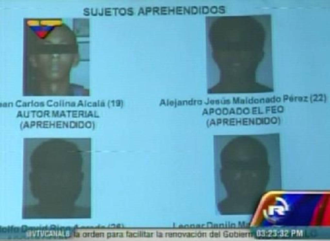 Capturan a siete relacionados en muerte de ex Miss Venezuela y esposo