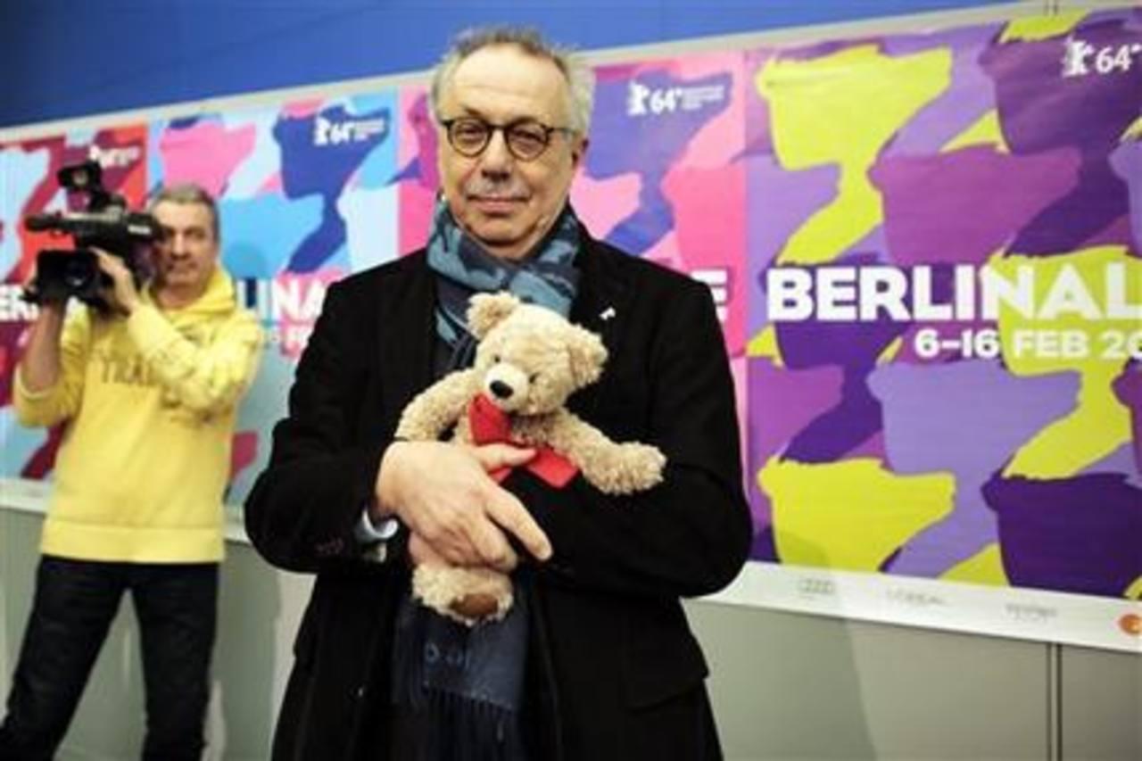 Dieter Kosslick, director festival internacional de cine.