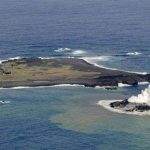 La nueva isla japonesa aumenta 30 veces tamaño