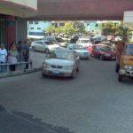 El accidente ocurrió el 6 de marzo de 2013, en las cercanías del Árbol de La Paz, San Salvador. Foto/ Archivo