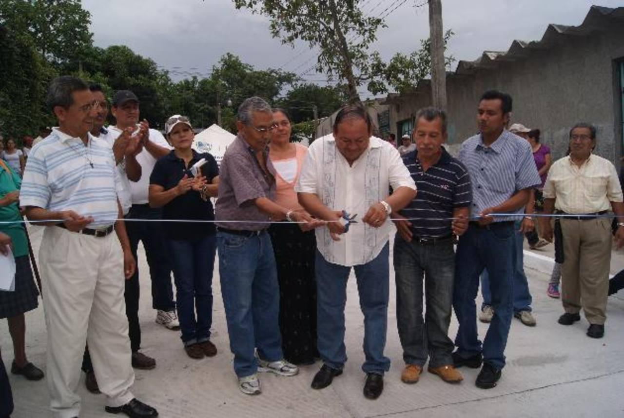 La municipalidad de Ilopango ha desarrollado varios proyectos en el municipio. Foto edh /cortesía