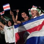 Los costarricenses elegirán presidente y diputados del Congreso el próximo 2 de febrero. foto edh /archivo