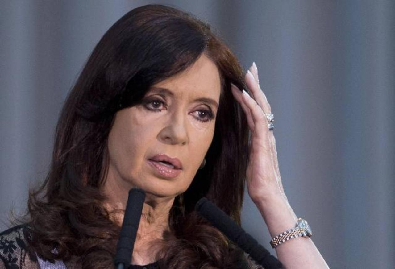 La presidenta argentina Cristina Fernández rompió 42 días de silencio público. Foto/ AP - Archivo