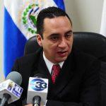Fiscal Rodolfo Delgado. Foto EDH / Archivo