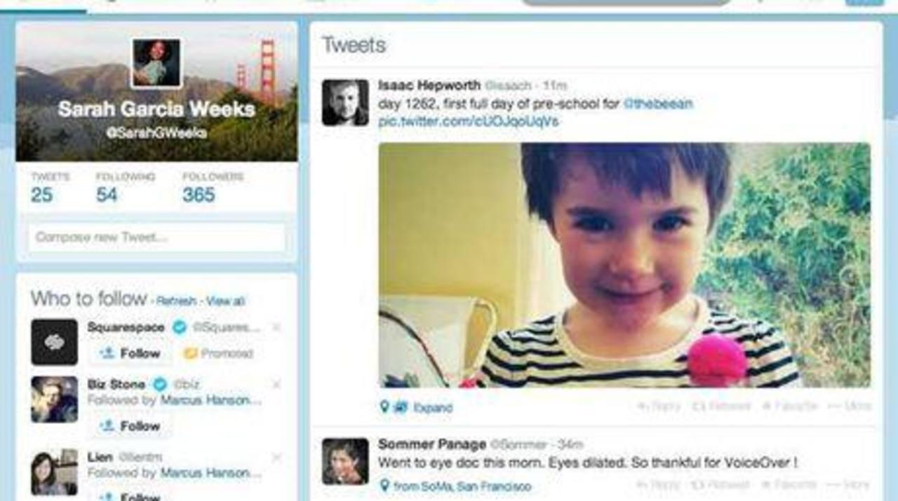 Twitter realizó cambios en la plataforma web y móvil