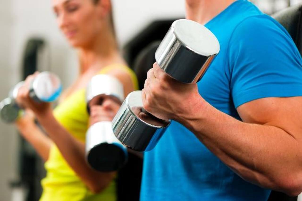 Mejore su salud: aumente su masa muscular