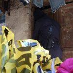 Un triple homicidio fue registrado en Panchimalco. Foto vía móvil Claudia Castillo