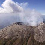 Volcán Chaparrastique. FOTO EDH Archivo.