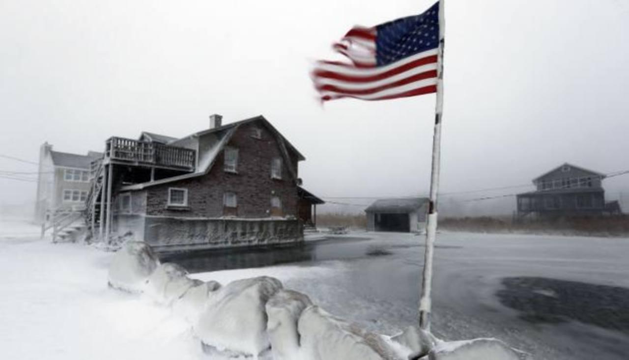 Tormenta invernal Hércules ha cobrado al menos 15 víctimas a su paso en EE.UU.