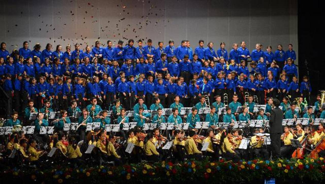 Convocan a niños de Santa Ana para Coro y Orquesta Sinfónica Esperanza Azteca