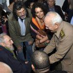 Fotos: Fidel Castro reaparece en público
