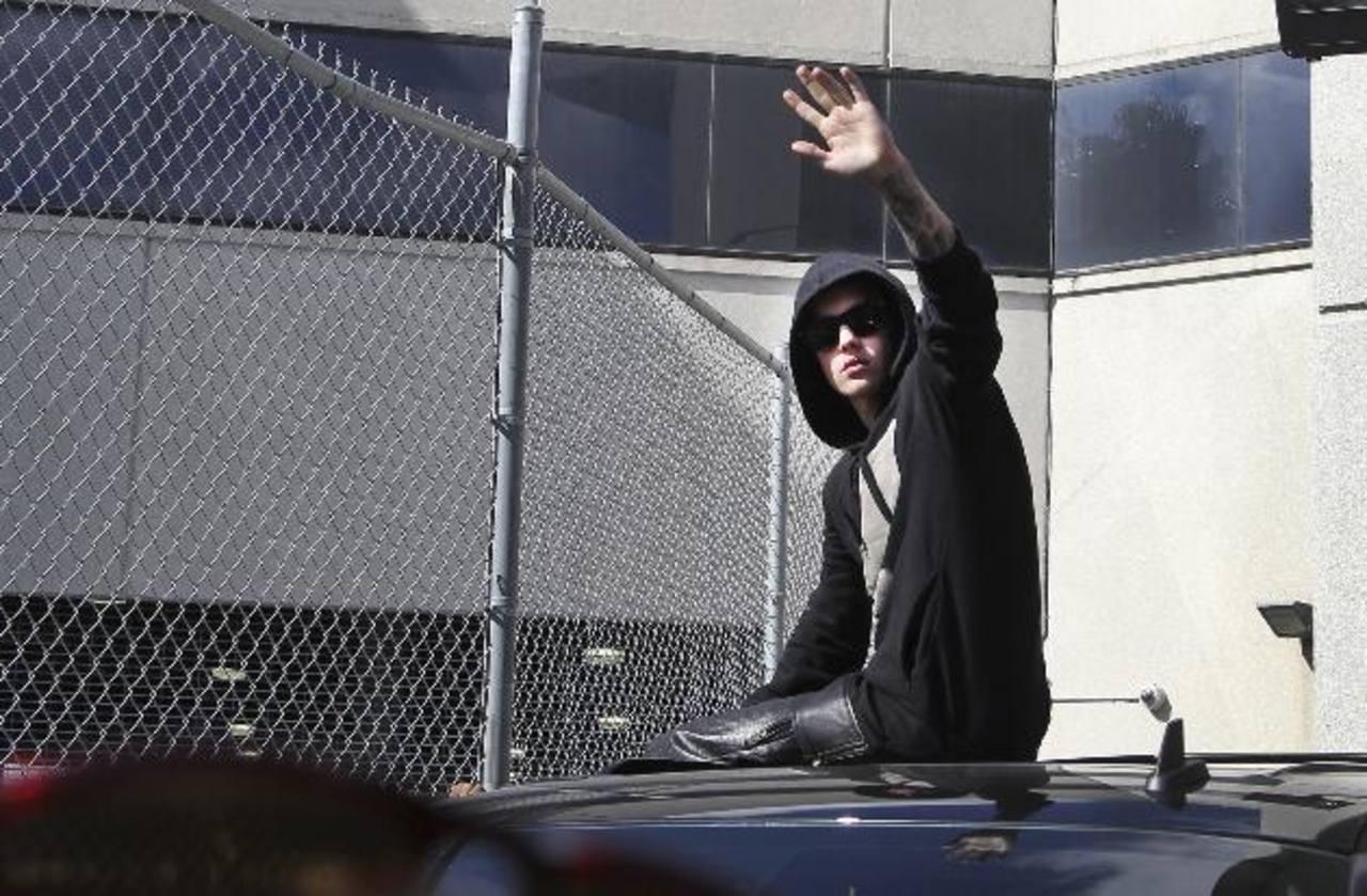 Piden al Gobierno de Estados Unidos que deporte a Justin Bieber