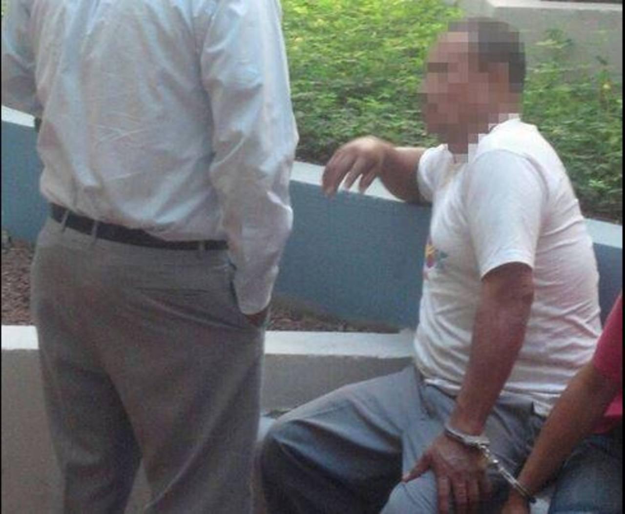 Presentan acusación contra vigilante que habría violado a compañero