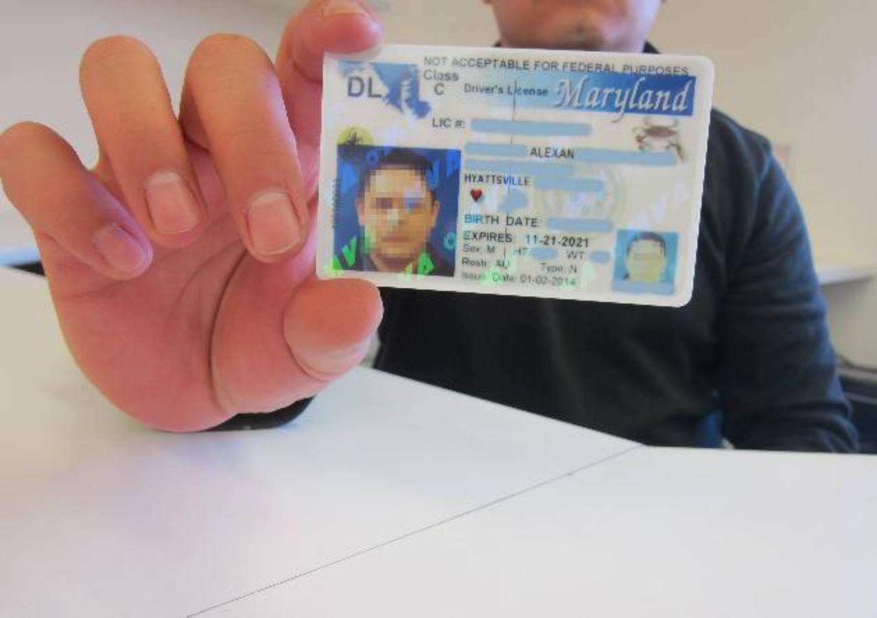 Este compatriota fue beneficiado. FOTO EDH Tomás Guevara.