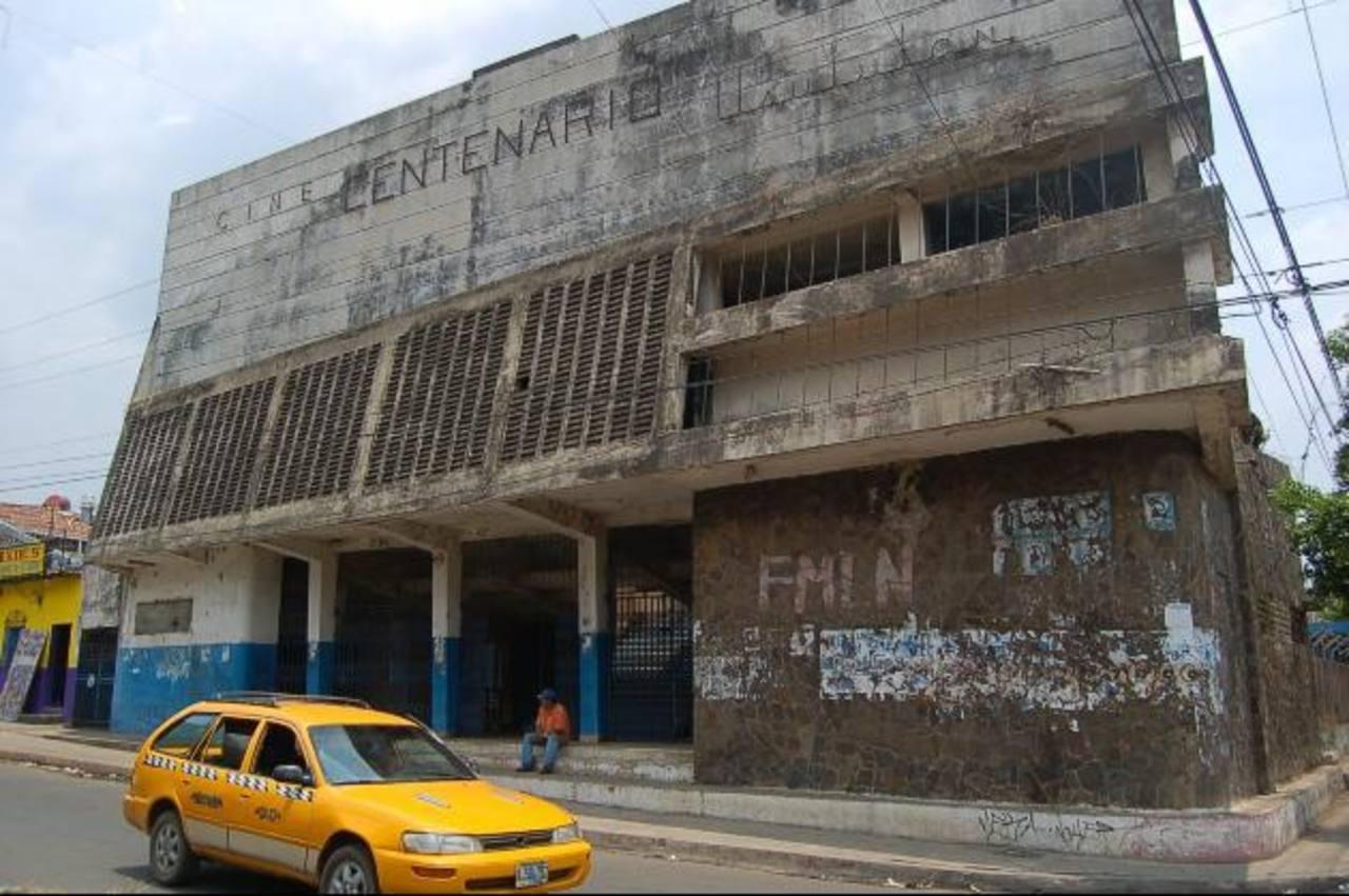 Cine Centenario será escuela de artes para usulutecos
