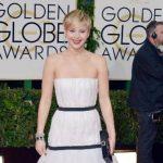Amy Adams y Jennifer Lawrence ganan Globos de Oro