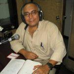 Miguel Ángel Chinchilla ha realizado radio desde la década de 1980. FOTO EDH / Cortesía.