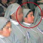 Roxana Rodríguez tuvo una formación de 10 años para ser monja. Dio a luz a un varón que llamó Francisco